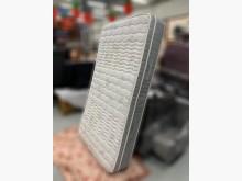 [9成新] B70304*白灰色單人3.5尺單人床墊無破損有使用痕跡