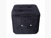 [9成新] A70605*黑色方形沙發椅*無破損有使用痕跡