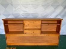 二手/中古 原木色床邊櫃其它櫥櫃無破損有使用痕跡