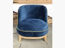 [95成新] 庫存新品法式沙發/古典沙發單人沙發近乎全新