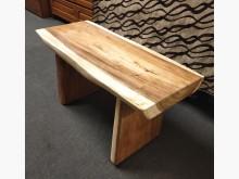 [全新] 峇里島正老柚木3尺長椅凳餐椅全新