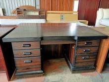 [7成新及以下] 二手辦公桌辦公桌有明顯破損
