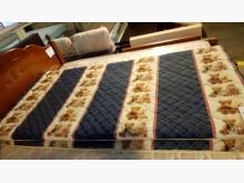 [9成新] 大台北二手傢俱-單人薄墊單人床墊無破損有使用痕跡