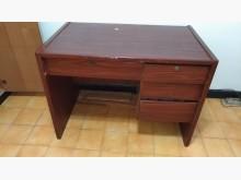 [9成新] 書桌+靠背椅 (出清價)書桌/椅無破損有使用痕跡