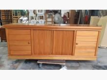 [9成新] 半檜木+木心板電視置物櫃電視櫃無破損有使用痕跡