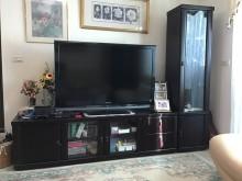 [9成新] 電視櫃$500 展示櫃 書架電視櫃無破損有使用痕跡