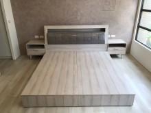 [全新] 新品珊蒂六尺四抽收納床底雙人床架全新
