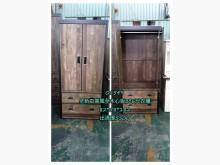 [全新] 閣樓01549-全新全木心板衣櫃衣櫃/衣櫥全新