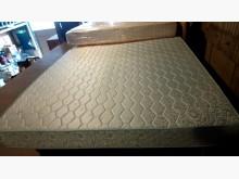 [9成新] 大台北二手傢俱-雙人加大床墊雙人床墊無破損有使用痕跡