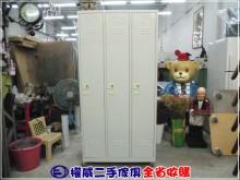 [9成新] 權威二手傢俱/活動式吊掛更衣櫃辦公櫥櫃無破損有使用痕跡