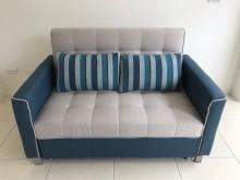 [全新] 大鑫傢俱 新品克萊德鐵架沙發床沙發床全新