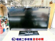 [9成新] 權威二手傢俱/LG42吋液晶電視電視無破損有使用痕跡