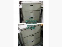 [9成新] 閣樓2126-優美大3抽文件櫃辦公櫥櫃無破損有使用痕跡