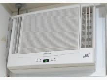[95成新] 日立窗型雙吹變頻冷暖氣-非常新窗型冷氣近乎全新