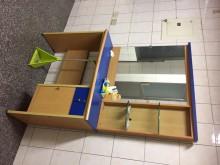 [7成新及以下] 二手化妝抬桌其它家具有明顯破損