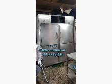 [9成新] 閣樓2213-不鏽鋼四門營業冰箱冰箱無破損有使用痕跡