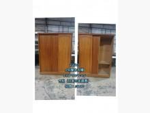[9成新] 閣樓2220-5尺實木衣櫃衣櫃/衣櫥無破損有使用痕跡
