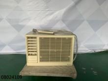 [9成新] 08024109 日立窗型冷氣窗型冷氣無破損有使用痕跡