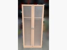 [95成新] B80902*白橡色單人衣櫃衣櫃/衣櫥近乎全新