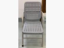 [7成新及以下] F81809*白宮塑鋼烤漆椅*其它桌椅有明顯破損