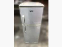 *聲寶小雙門冰箱120公升*冰箱無破損有使用痕跡