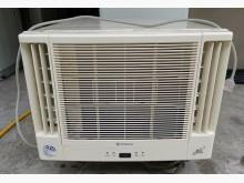 [9成新] 三合二手物流(日立冷暖變頻1.3窗型冷氣無破損有使用痕跡