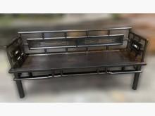 [9成新] LG81810*原木羅漢椅❋椅子無破損有使用痕跡
