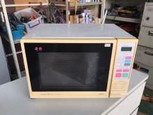 [9成新] 20公升聲寶微波爐*家電*廚房用微波爐無破損有使用痕跡