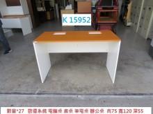 [8成新] K15952 電腦桌 書桌書桌/椅有輕微破損