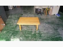 [7成新及以下] 合運二手傢俱~和室折桌(矮桌)茶几有明顯破損