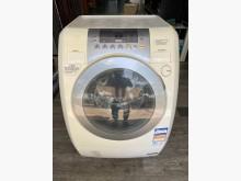 [8成新] 吉田二手傢俱❤國際牌滾筒洗衣機洗衣機有輕微破損