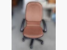 [8成新] CF82806*紅布高背OA椅*辦公椅有輕微破損