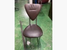 [95成新] 咖啡皮墊造型鐵腳餐椅*洽談椅餐桌近乎全新