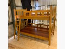 [9成新] 堅固耐用三尺半實木上下鋪單人床架無破損有使用痕跡