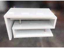 [95成新] C91003*白色L型書桌電腦桌/椅近乎全新