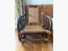 [9成新] 堅固耐用籐椅籐製沙發無破損有使用痕跡