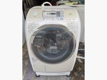 [9成新] 三合二手物流(日立變頻11公斤)洗衣機無破損有使用痕跡