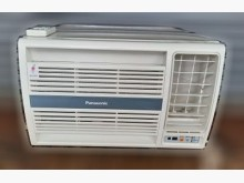 [7成新及以下] 國際牌1頓窗型冷暖機窗型冷氣有明顯破損