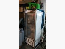 [9成新] 玻璃冷藏直立單門冰箱,營業,家用其它電器無破損有使用痕跡