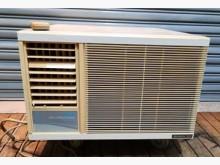 [7成新及以下] 日立1.5頓窗型冷氣(線控)22窗型冷氣有明顯破損