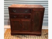 [7成新及以下] 古早味檜木收納櫃收納櫃有明顯破損