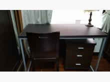[95成新] 波璃鐵件造型書桌書桌/椅近乎全新