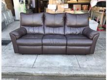 [95成新] 皇齊牛皮機能沙發/手動沙發多件沙發組近乎全新