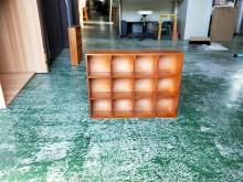 合運二手傢俱全新實木12格壁掛櫃其它櫥櫃全新