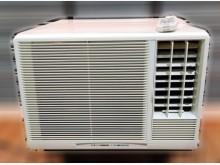 [7成新及以下] 三洋一頓變頻窗型冷氣窗型冷氣有明顯破損