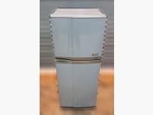 [7成新及以下] 大同小雙門冰箱冰箱有明顯破損