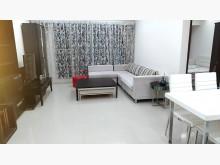 [9成新] 淺灰色可供收納賣屋隨便賣L型沙發無破損有使用痕跡