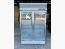 雙門冰箱/展示冰箱/飲料冰箱冰箱近乎全新