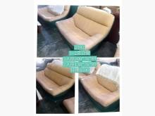 [9成新] 閣樓2392-3+2皮沙發多件沙發組無破損有使用痕跡
