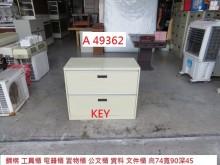 [8成新] A49362 KEY 耐重工具櫃辦公櫥櫃有輕微破損